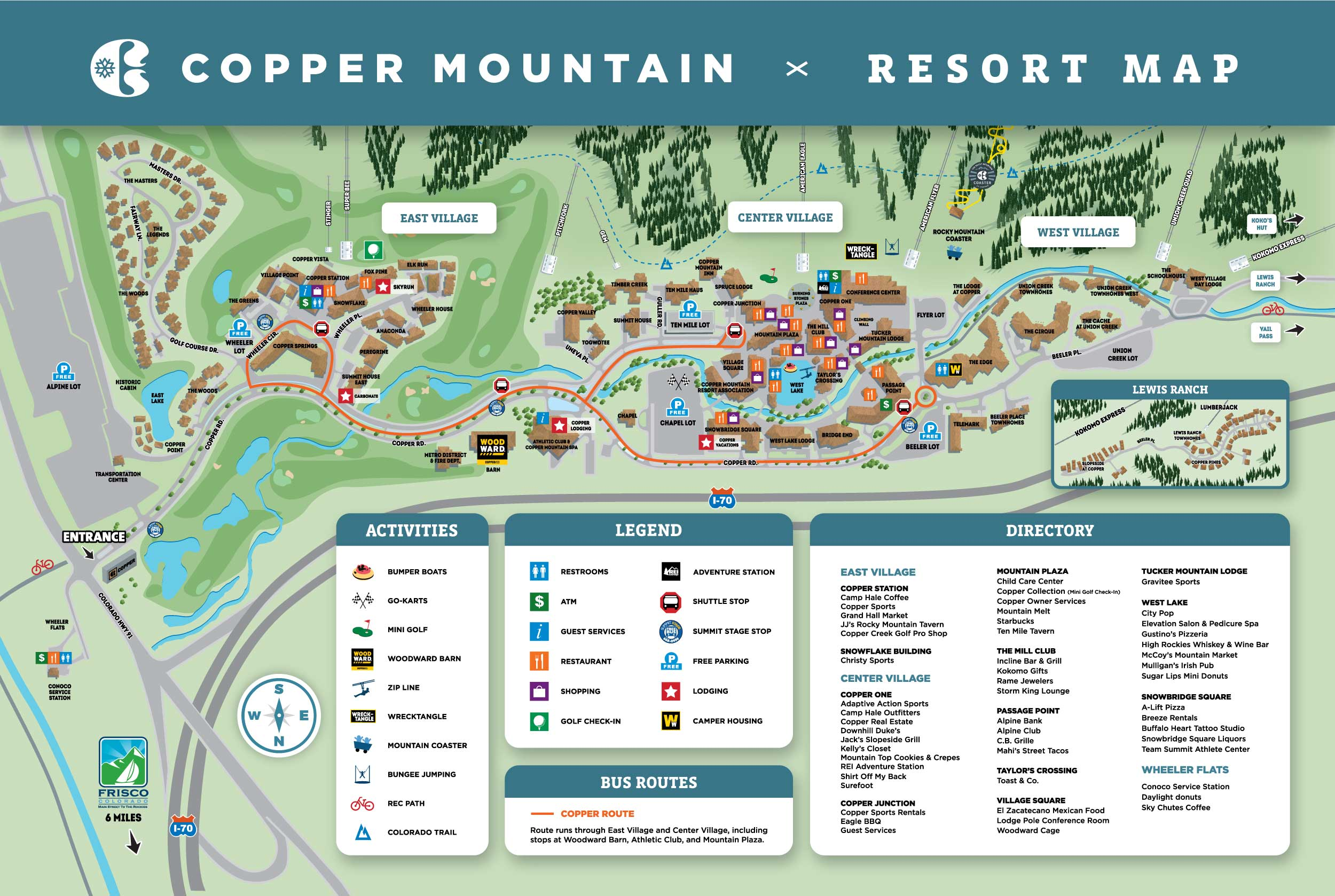 Copper Mountain Trail Map Cover road map of michigan stormwind map on