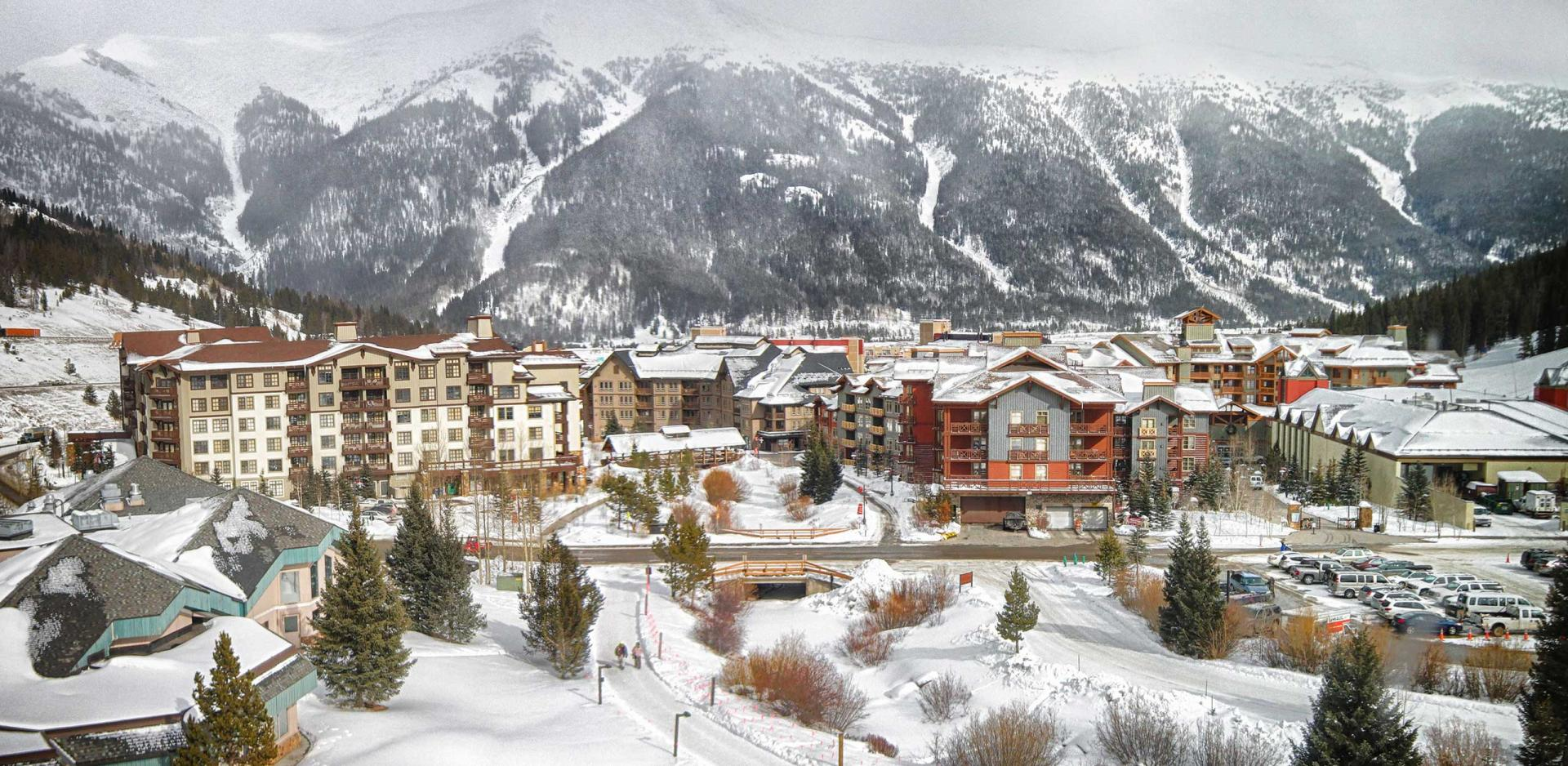 lodging - Colorado Christmas Vacation